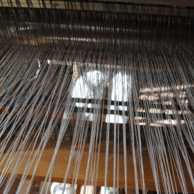 Weaving center